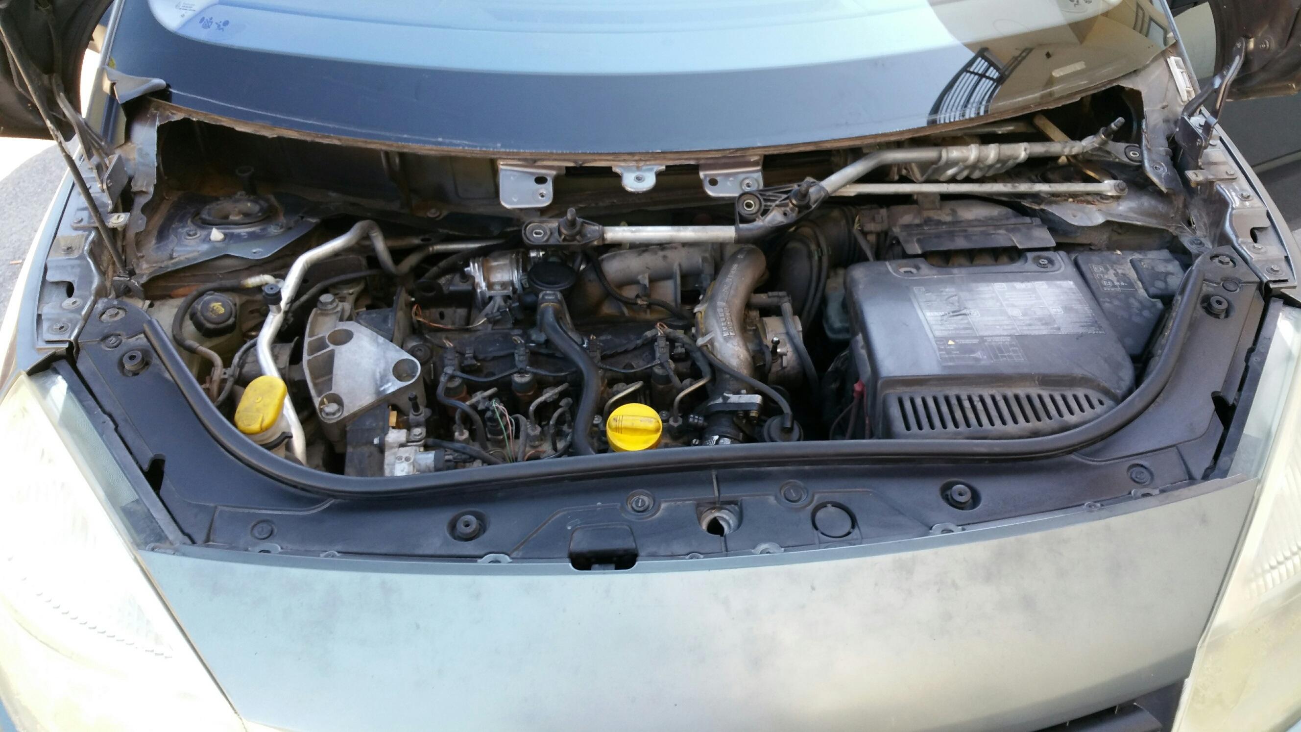 perte de puissance sous 3000 tr min renault scenic 2 diesel auto evasion forum auto
