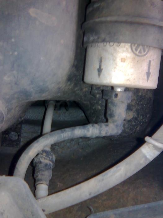 Filtre a essence logan 1.4 mpi