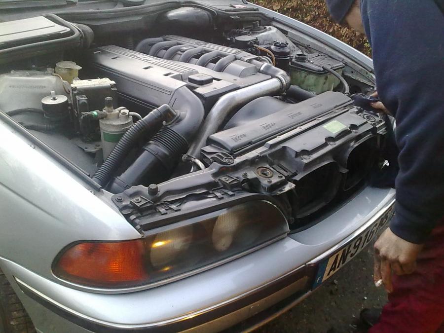 probleme de purge sur bmw 525 tds e39 de 1997 - BMW - 525 ...