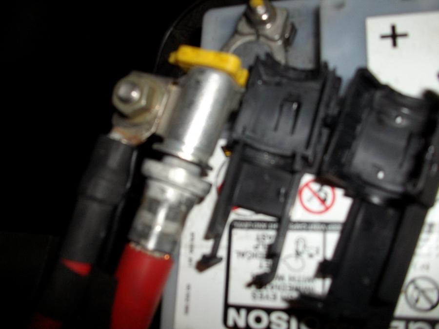 panne antidemareur après choc droit - bmw - 320 - diesel - auto