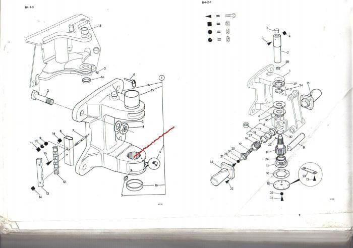 revue technique jcb 3cx  u2013 tracteur agricole
