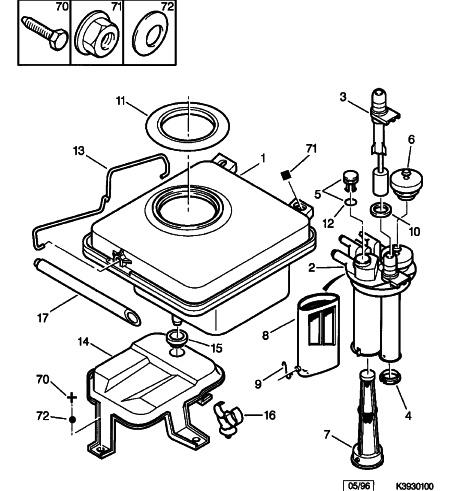 Citroen Xantium Wiring Diagram