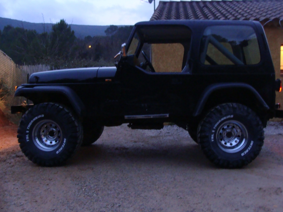panne wrangler yj 4l jeep wrangler essence auto. Black Bedroom Furniture Sets. Home Design Ideas