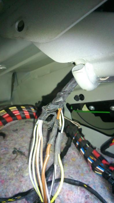 problème ouverture coffre résolu si sa peu aider - BMW - 530 ...