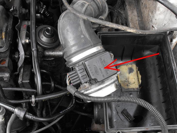 Le carburant n'arrive plus sur injecteur. - Ford - Escort ...
