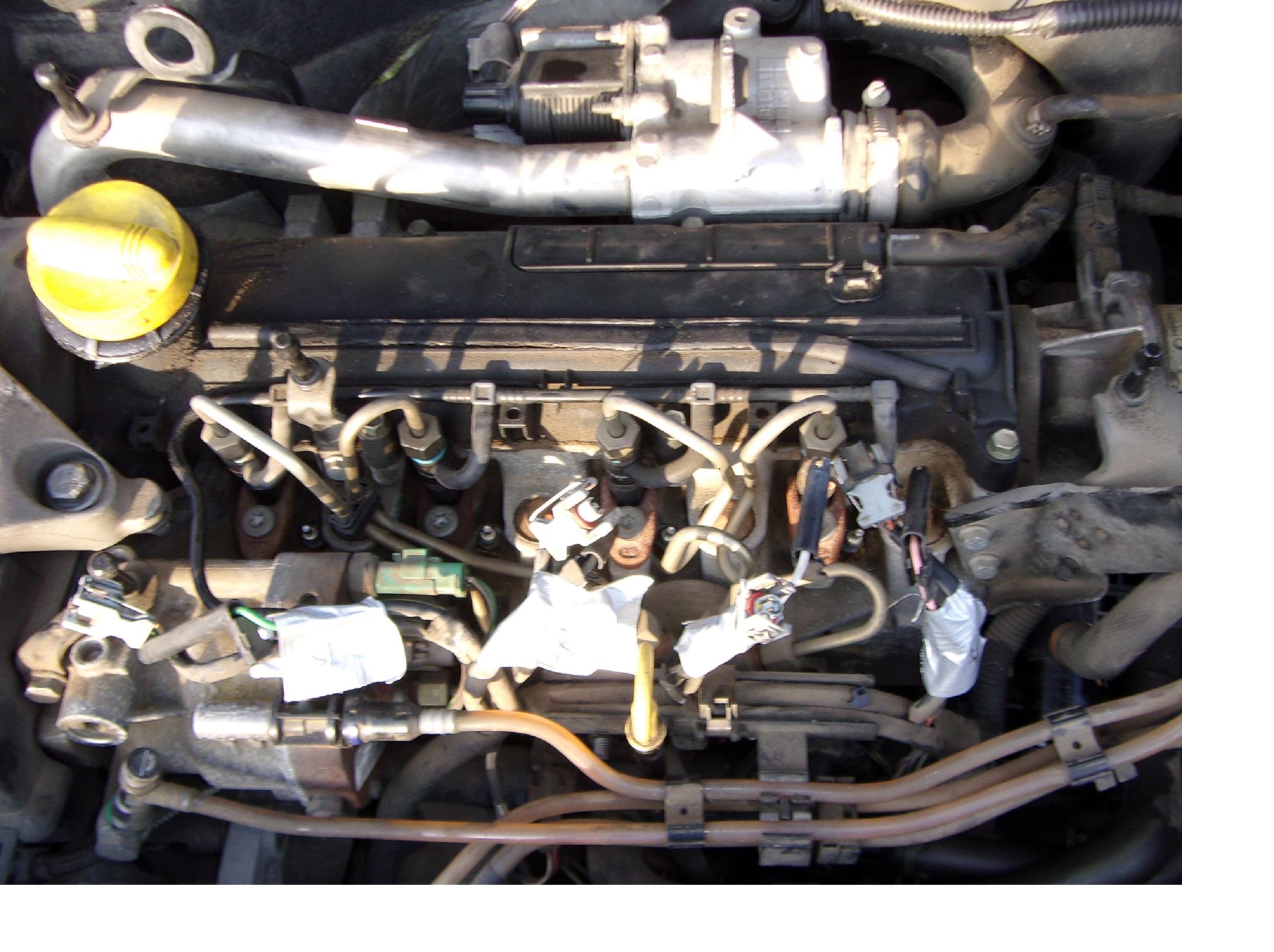 Demonter La Culasse Renault Clio Auto Evasion