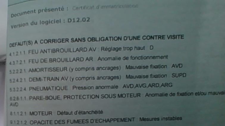 Bruit train avant - Renault - Scenic - Diesel - Auto Evasion ...