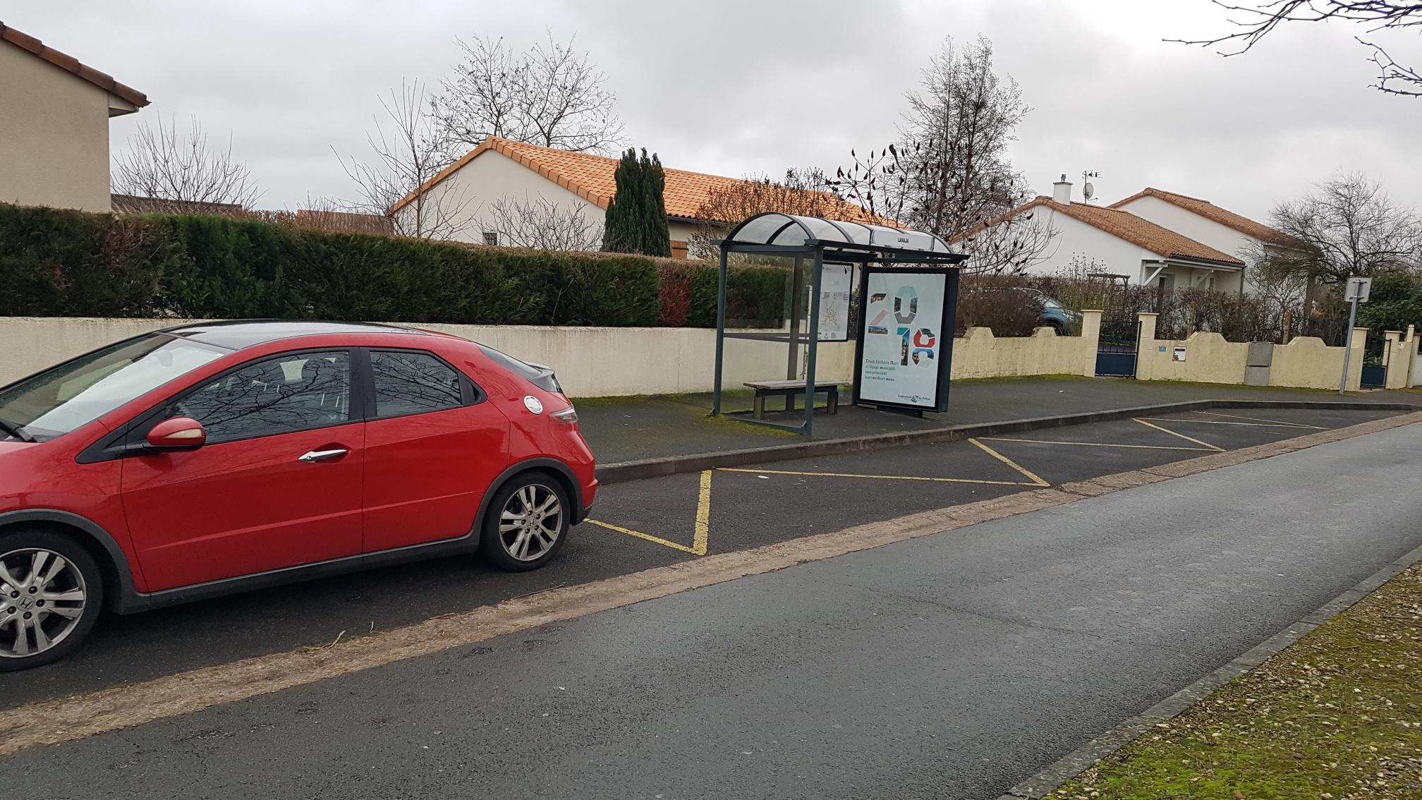 Pv Stationnement Devant Zizag Jaune Stationnement Auto Evasion Forum Auto