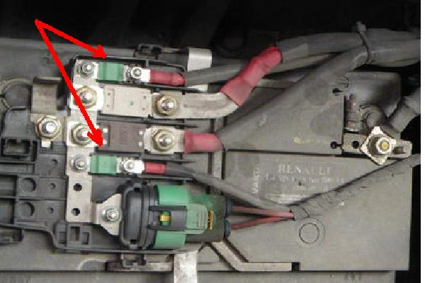 anti démarrage - Renault - Trafic - Diesel - Auto Evasion ...