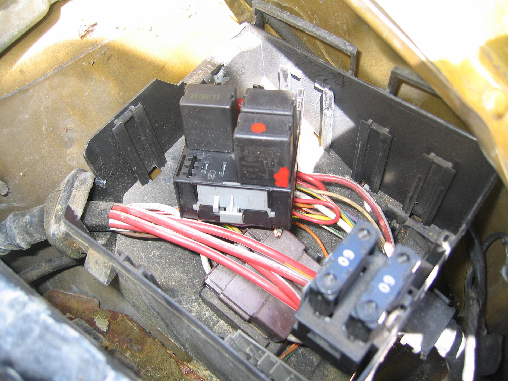 Panne Ventilation Radiateur Twingo Renault Twingo