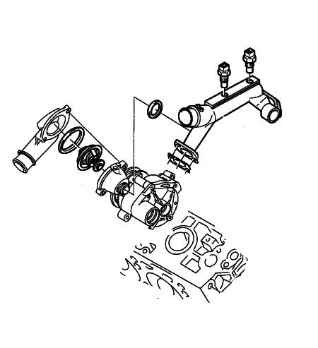 Nissan Pathfinder 2003 Nissan Pathfinder Vehicle Speed Sensor likewise La Correa De La Distribucion Rotura Cambio Precios together with Cars further Fiat in addition T6333993 Replace thermostat. on fiat punto 2001