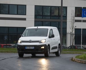 Le Citroën Berlingo Van 2018 : un comportement routier exemplaire.
