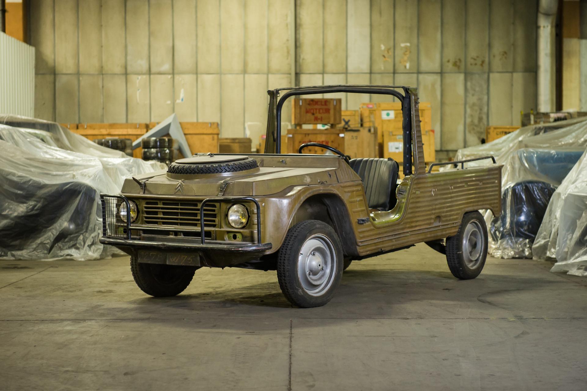 Souvent Vente Citroën Leclere : tous les résultats de la vente aux  YV16