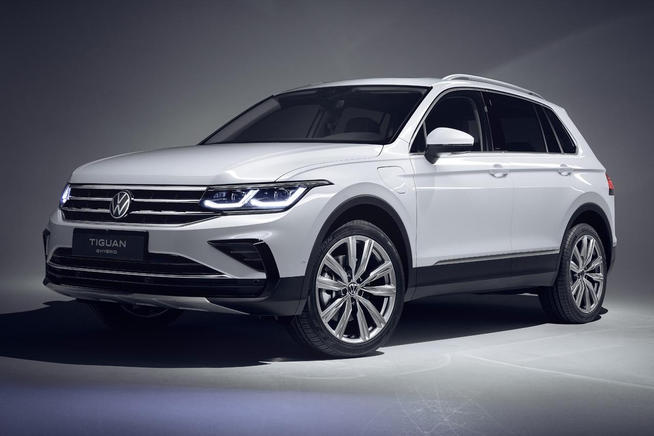 Volkswagen Tiguan eHybrid : le Tiguan en mode hybride rechargeable