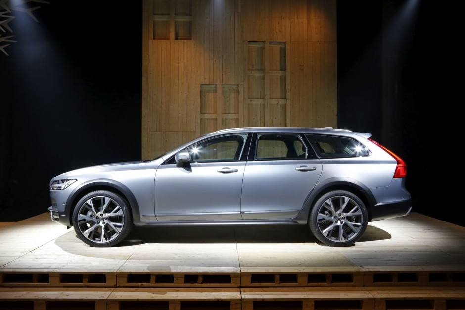 volvo v90 crosscountry 2017 l 39 bord en vid o photo 14 l 39 argus. Black Bedroom Furniture Sets. Home Design Ideas