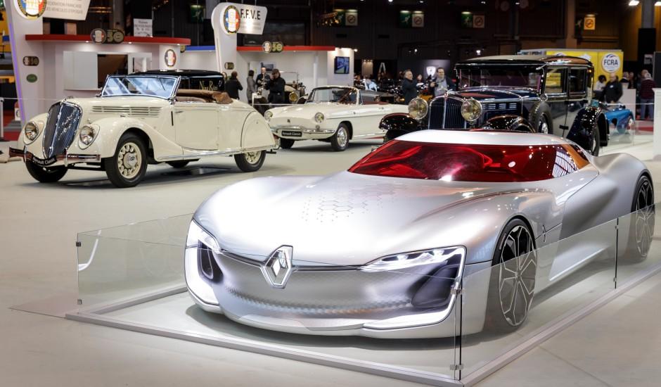 R tromobile 2017 le stand renault en images renault for Salon retromobile lyon