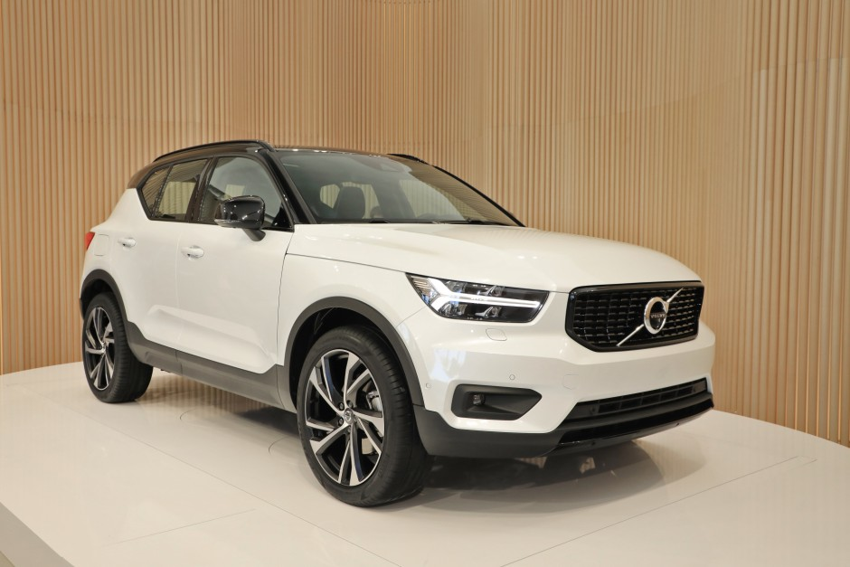 le nouveau suv volvo xc40 face ses concurrents photo 2 l 39 argus. Black Bedroom Furniture Sets. Home Design Ideas