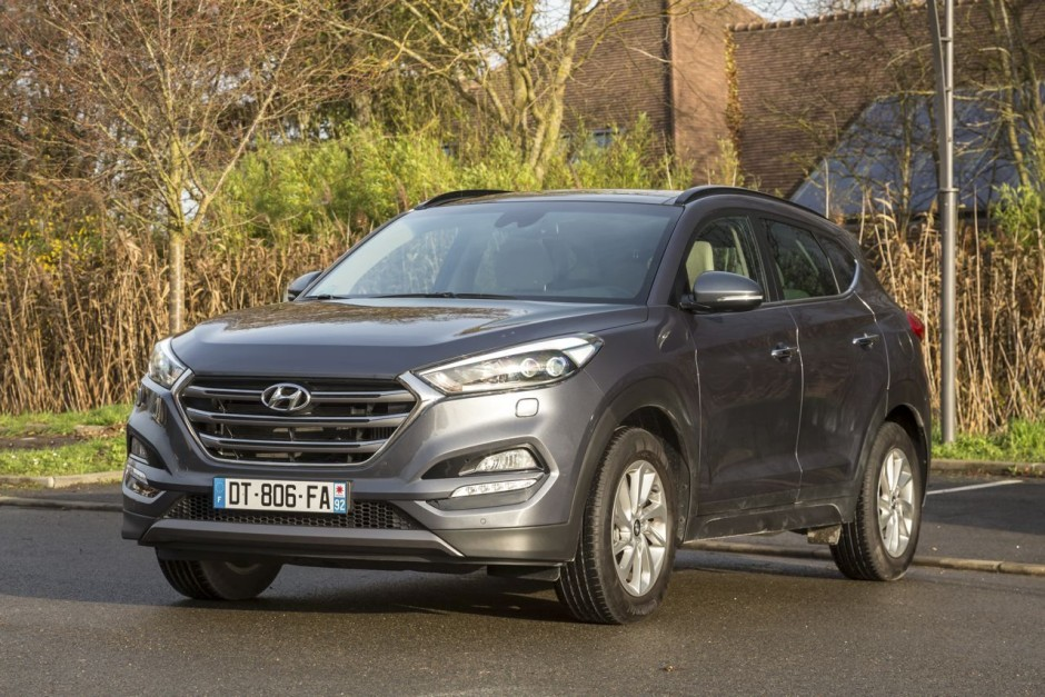 essai comparatif le hyundai tucson d fie le renault kadjar photo 38 l 39 argus. Black Bedroom Furniture Sets. Home Design Ideas