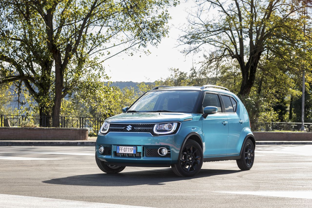 essai suzuki ignis 2017 comme un rayon de soleil en ville photo 12 l 39 argus. Black Bedroom Furniture Sets. Home Design Ideas
