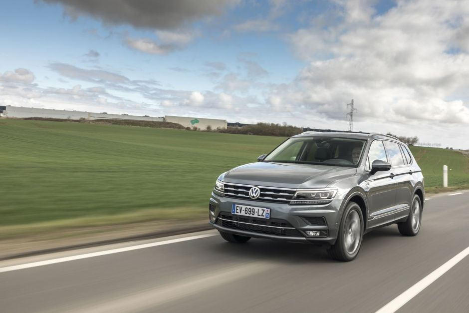 essai comparatif le volkswagen tiguan allspace d fie le peugeot 5008 photo 33 l 39 argus. Black Bedroom Furniture Sets. Home Design Ideas