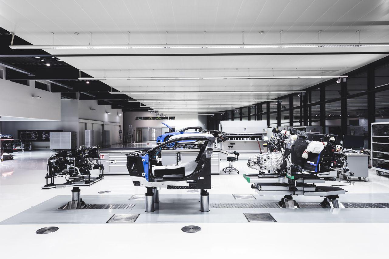 visite usine bugatti – idée d'image de voiture