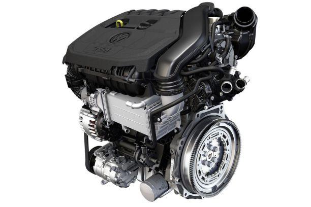 Volkswagen présente son nouveau moteur essence 1.5 TSI de 130 et 150  chevaux 33000828165
