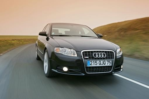audi a4 2 0 tfsi quattro l 39 argus. Black Bedroom Furniture Sets. Home Design Ideas