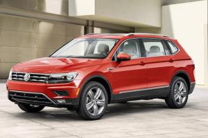 Le Volkswagen Tiguan Allspace passe aux 7 places