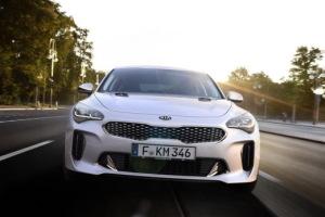 Kia Stinger : des envies de grand coupé premium