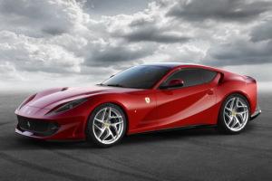 Ferrari 812 Superfast : 800 ch au salon de Genève