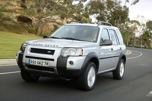 land rover freelander ii l 39 argus. Black Bedroom Furniture Sets. Home Design Ideas