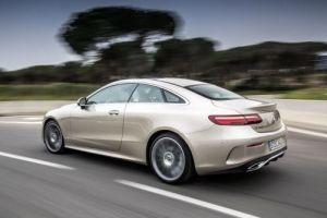 Premier essai de la Mercedes Classe E Coupé