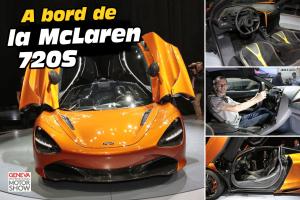 McLaren 720S (2017) : L'argus déjà à bord !