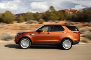 Premier test du Land Rover Discovery Sd4  aux USA