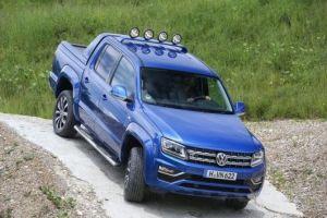 Essai Volkswagen Amarok : un pick-up high luxe