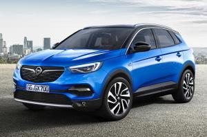 Opel Grandland X : voici le cousin du Peugeot 3008