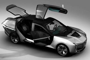 Qoros K-EV : une berline électrique conçue avec Koenigsegg