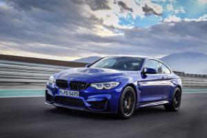 La BMW M4 gagne en puissance avec la version CS