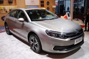 Citroën C5 : elle poursuit sa carrière en Chine
