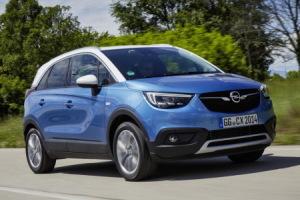Essai Opel Crossland X. Un sérieux  challenger