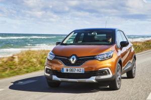 Au volant du Renault Captur restylé 1.2 TCe 120