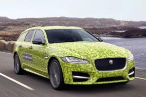 La nouvelle Jaguar XF Sportbrake se dévoile