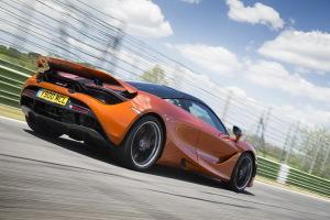 Essai de la McLaren 720S (2017) en images