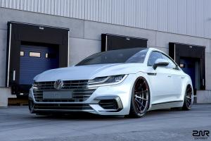 Volkswagen Arteon : déjà victime du tuning ?
