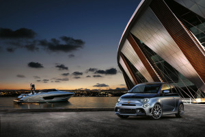 Abarth 695 Rivale : sport et raffinement