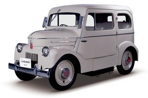 Nissan Tama. L'ancêtre électrique de la Leaf