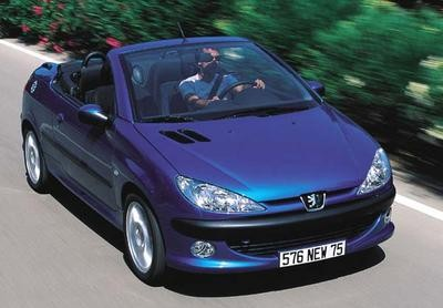 peugeot 206 cc la bonne formule l 39 argus. Black Bedroom Furniture Sets. Home Design Ideas