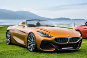 BMW Concept Z4. Le retour du Z4 se confirme