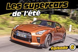 Supercars de l'été : la Nissan GT-R 2017 à l'essai