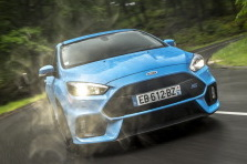 Ford Focus RS. Nouveau pack « Performance »